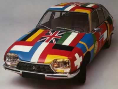 Citroen GS Limited Edition