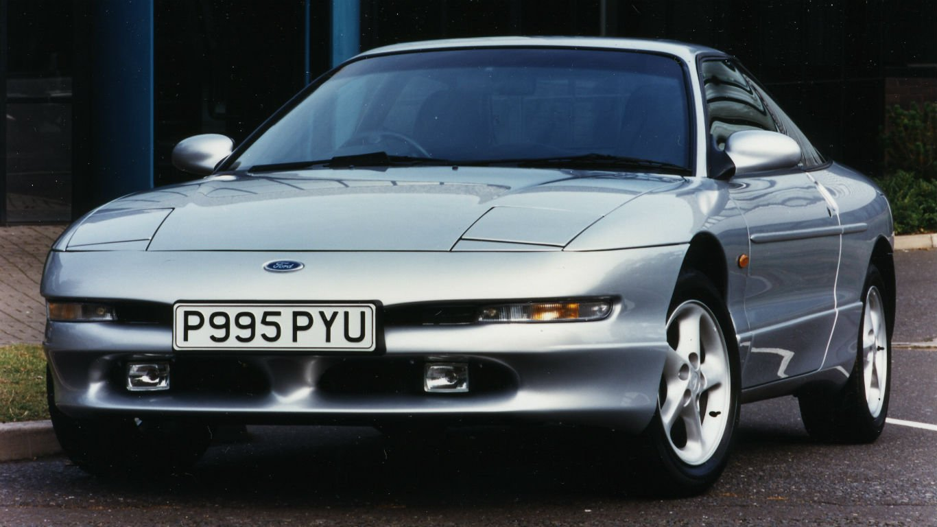 Ford Probe Snapper To Crusher In 16 Years Petrolblog