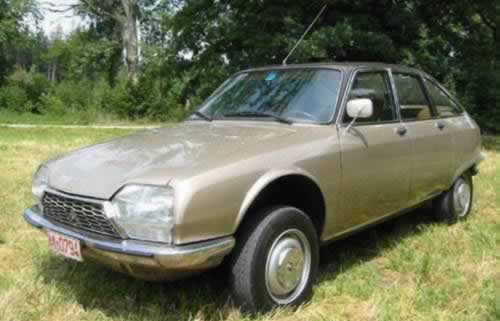 Citroen GS Birotor for sale