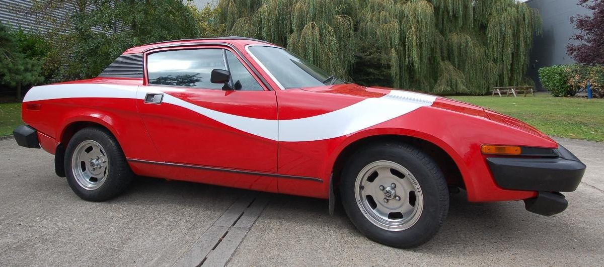 Triumph TR7 - the real thing? - PetrolBlog