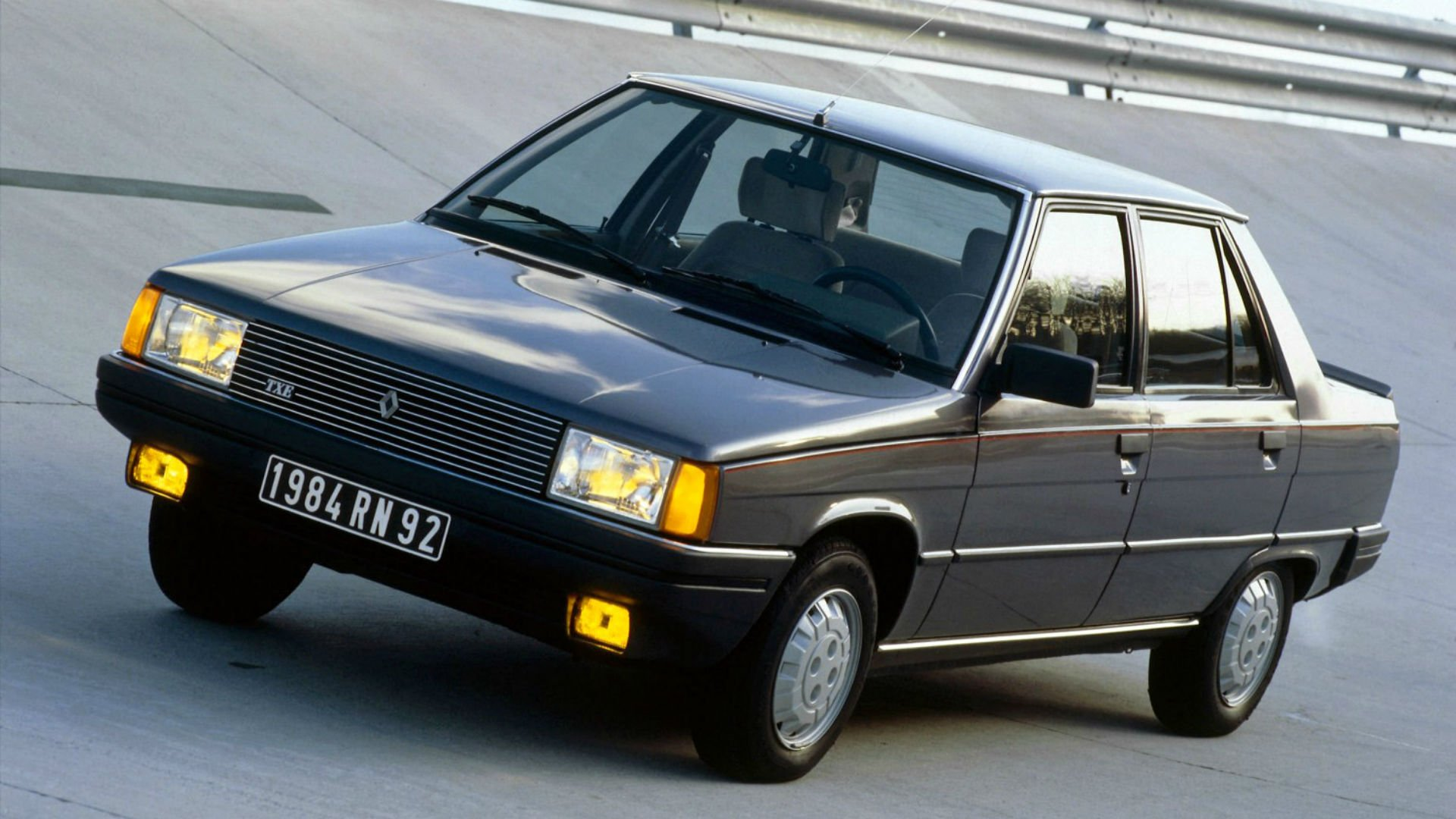 Whatever happened to the Renault 9