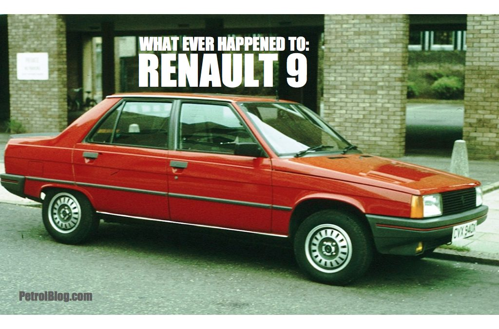 Whatever Happened To The Renault 9 Petrolblog