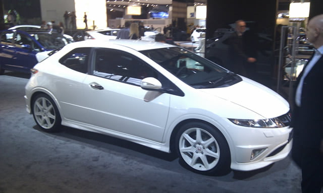 Honda Civic Type-R Championship White