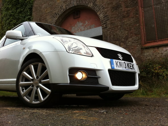 Suzuki Swift Sport low