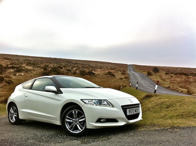 Close, but no cigar: Honda CR-Z