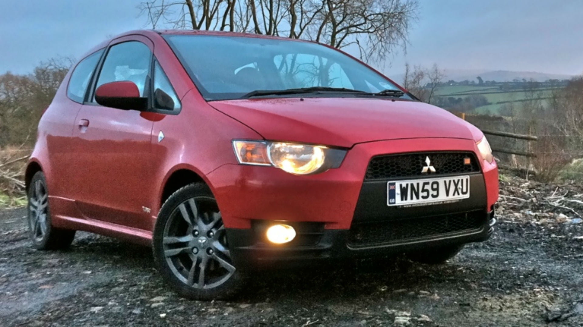 Mitsubishi Colt Ralliart review