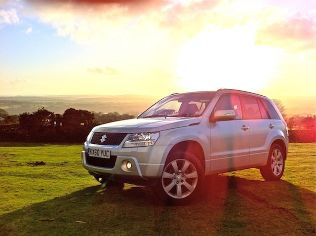 Survivor: Suzuki Grand Vitara 2.4 SZ5 review