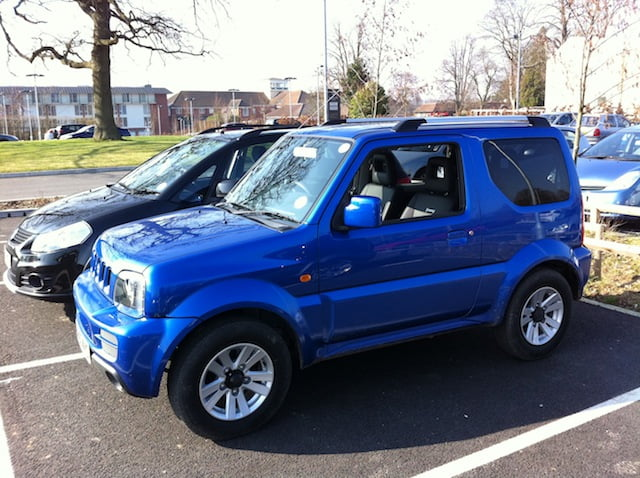 Suzuki Jimny: How not to do video reviews