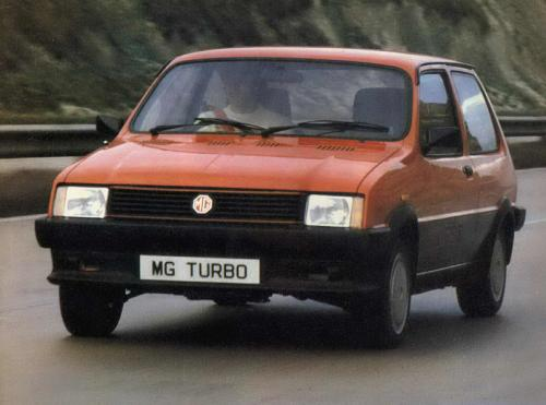Real World Reviews MG Metro Turbo