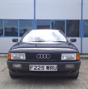 Real World Reviews: Audi 80 1.8S