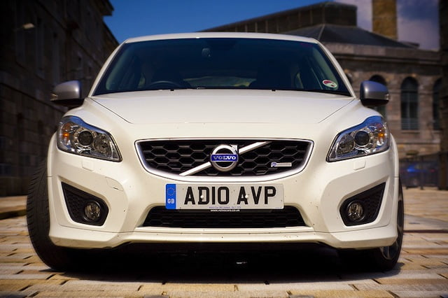 Safe sex: Volvo C30 T5 R-Design Polestar review
