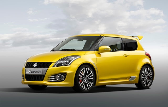 Suzuki Swift Sport: successor to the throne?
