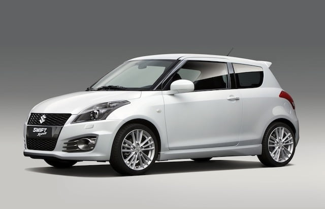 Suzuki reveals the new Swift Sport