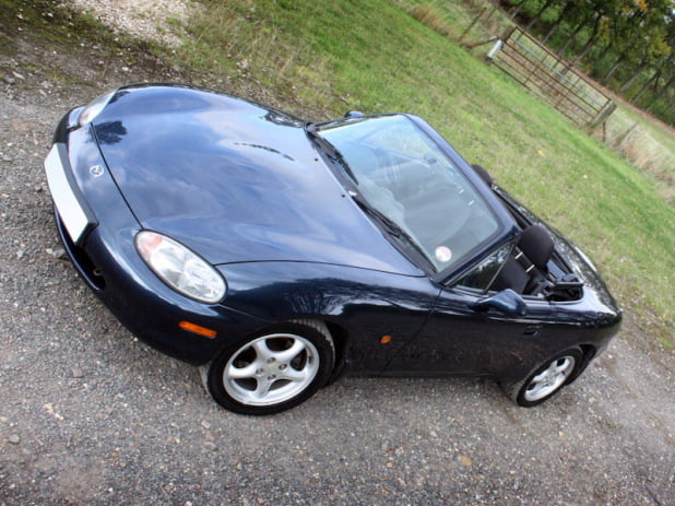 FailCar's Mazda MX-5 – car cleaning guide