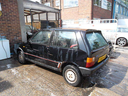 Bangerwatch: Fiat Uno Turbo IE