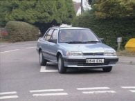 Rover 216 Keeping Up Appearances