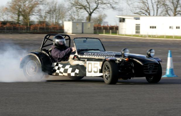 Caterham Slalom Experience Review