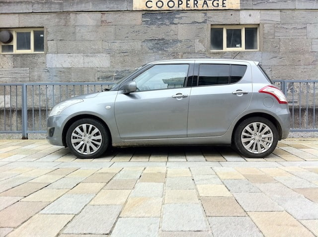 Giantkiller: Suzuki Swift 1.2 SZ4 review
