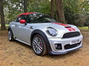 MINI Cooper JCW Coupe