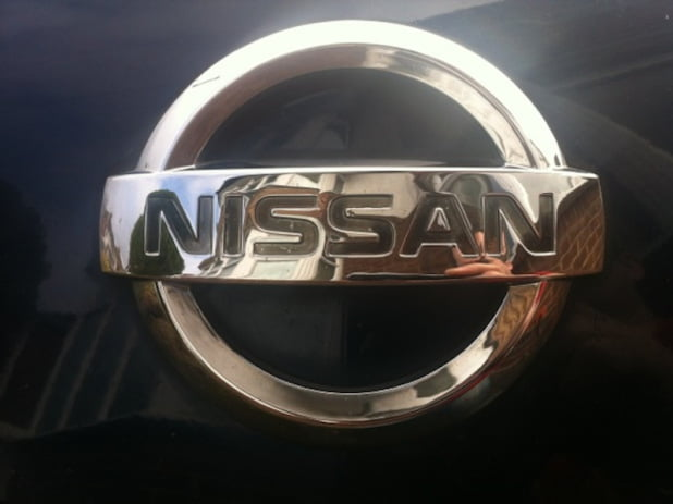 Nissan Primera badge