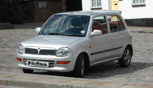 At one time, Britain's cheapest new car