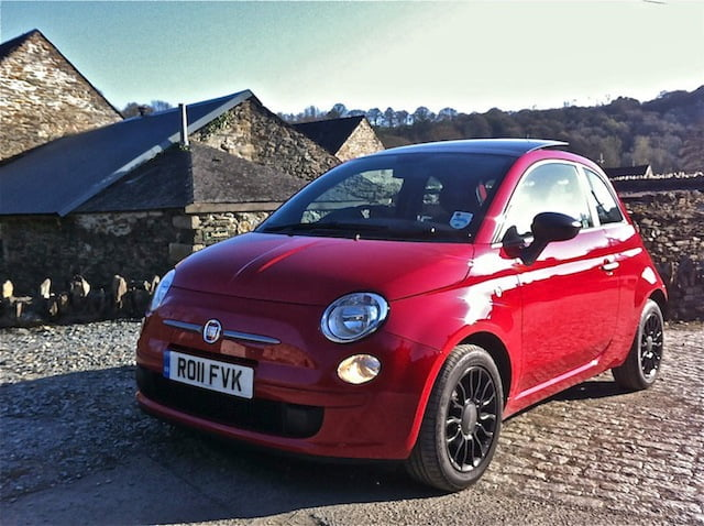 Eco Warrior: Fiat 500 TwinAir review