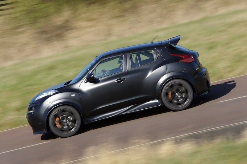 PetrolBlog drives the Nissan Juke-R