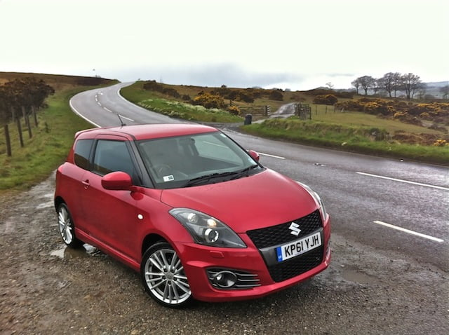 New and improved? Suzuki Swift Sport review