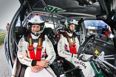 Win a VIP experience at Goodwood Festival of Speed 2012