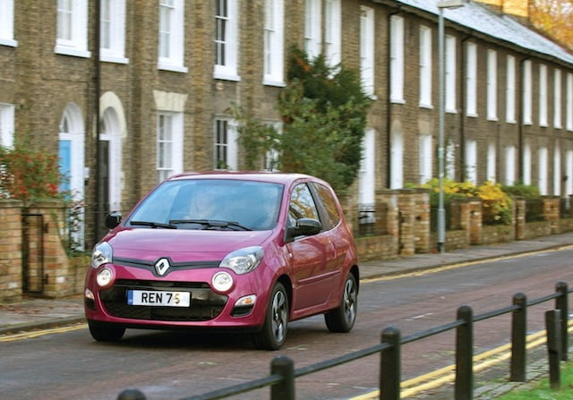 Last Twingo in Paris: Renault Twingo review