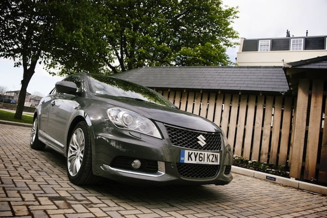 Great things to come: Suzuki Kizashi review