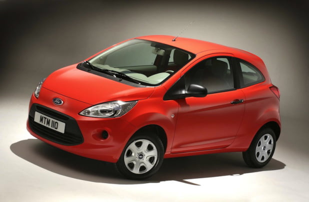 Ford Ka on PetrolBlog