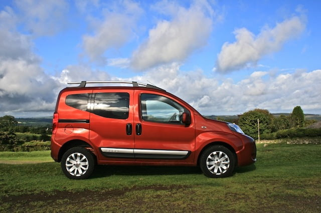Fiat Qubo Trekking review on PetrolBlog