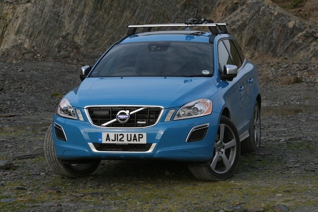 Supernanny: Volvo XC60 D5 R-Design Polestar review on PetrolBlog