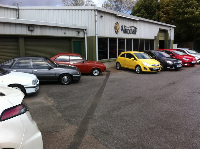 PetrolBlog goes to the Vauxhall Heritage Centre