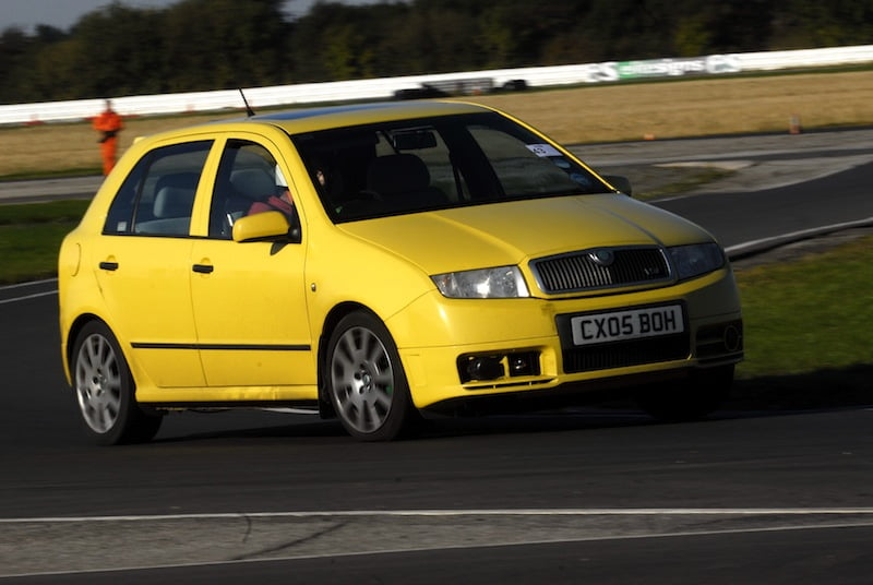Real World Review Mk1 Skoda Fabia Vrs Petrolblog