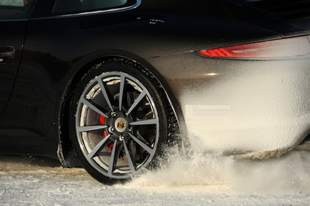 Win a day testing winter tyres with Michelin at Silverstone