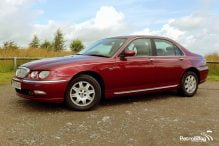 Rover 75 CDT Club