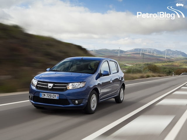 Value Driven: Dacia Sandero review