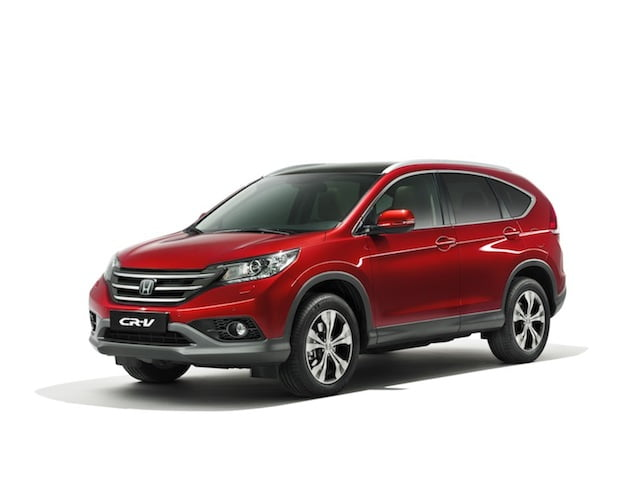 Old versus new: Honda CR-V review