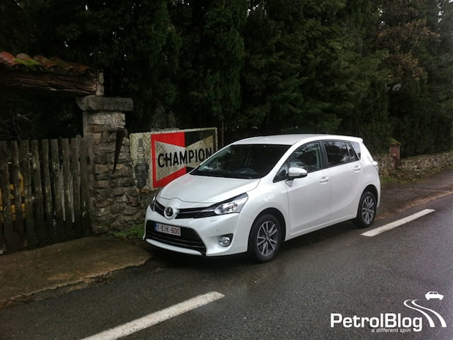 First Drive: 2013 Toyota Verso