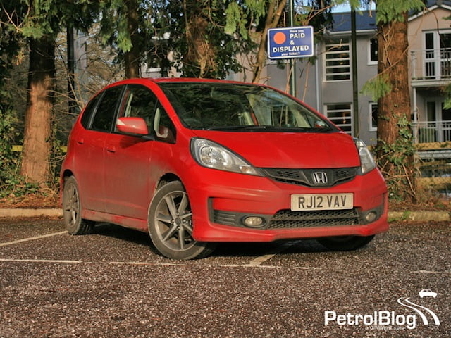 A day in the life of a Honda Jazz Si (review)