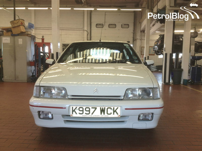 Front of Citroen ZX Volcane for sale