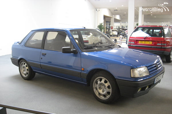Real World Dream Barn: Peugeot 309 GTI 16v