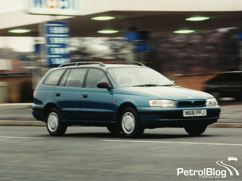 Real World Dream Barn: Toyota Carina E