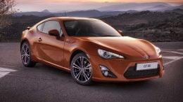 End of the road for Toyota GT86 in the UK