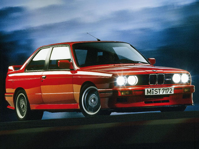 BMW-E30-M3-Evolution