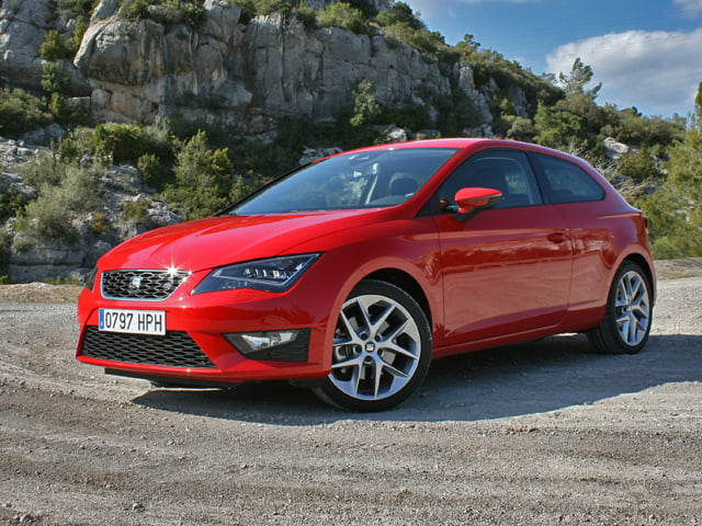 SEAT Leon SC review on PetrolBlog