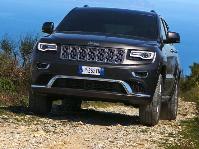 First Drive: New 2013 Jeep Grand Cherokee review