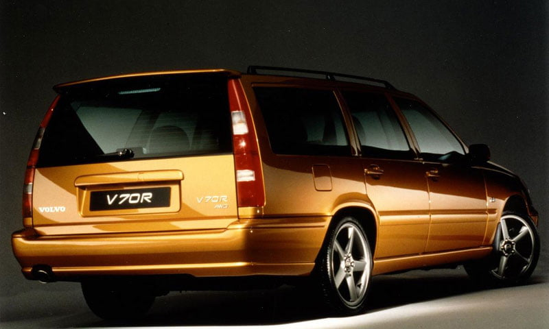Real World Dream Barn: Volvo V70 R